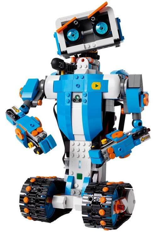 Robot Vernie