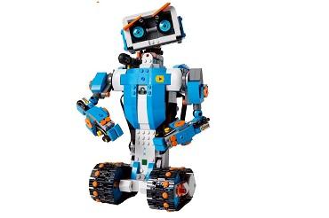 10. Zapowiedź LEGO BOOST w Scratch