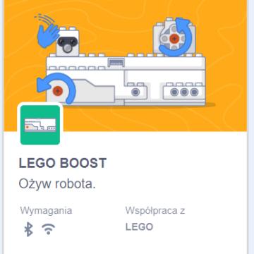 """22. Budowa Gry Scratch """"Zestrzel balony"""" – LEGO BOOST"""