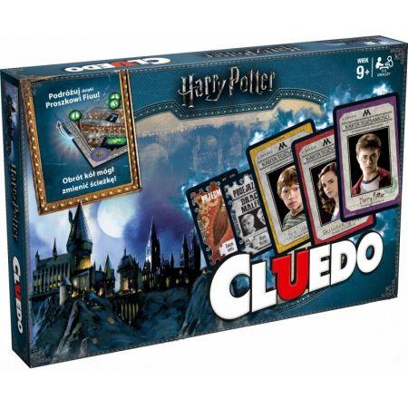 Pudełko gry Cluedo Harry Potter